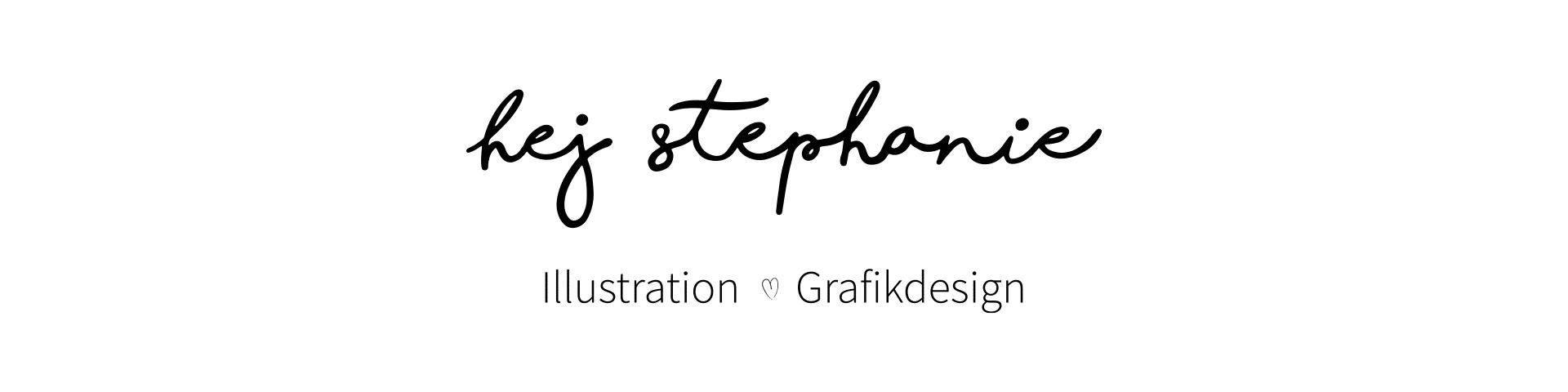 Logo hej stephanie
