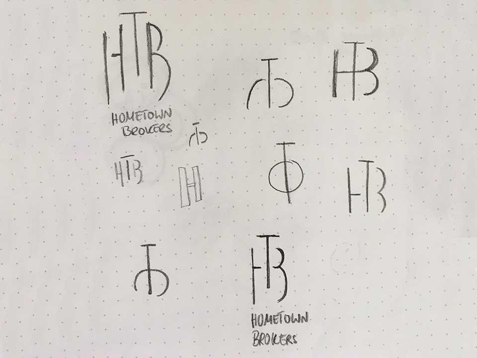 hometownbrokers scribbles